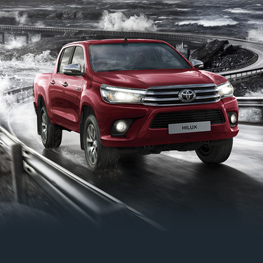 New Hilux Brochure